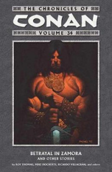 The Chronicles of Conan Volume 34 av Roy Thomas (Heftet)