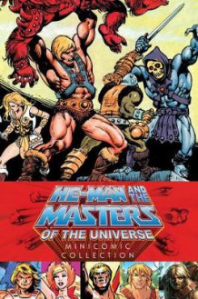 He-Man and the Masters of the Universe Minicomic Collection av Various (Innbundet)