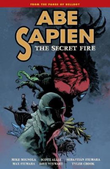 Abe Sapien Volume 7 av Scott Allie (Heftet)