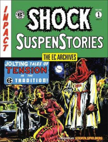 Ec Archives: Shock Suspense Stories Volume One (Innbundet)