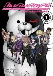 Danganronpa: The Animation Volume 1 av Spike Chunsoft (Heftet)