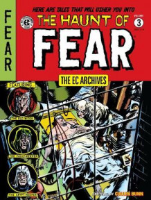 EC Archives: The Haunt of Fear Volume 3: Volume 3 av Wally Wood og Jack Davis (Innbundet)