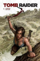 Tomb Raider Library Edition Volume 1 av Gail Simone (Innbundet)