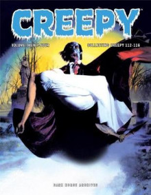 Creepy Archives Volume 24: Volume 24 av Various, Archie Goodwin og Larry Hama (Innbundet)