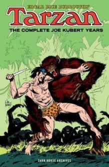 Edgar Rice Burroughs' Tarzan: The Complete Joe Kubert Years Omnibus av Edgar Rice Burroughs (Heftet)