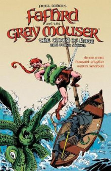 Fritz Leiber's Fafhrd and the Gray Mouser: Cloud of Hate and Other Stories av Walter Simonson (Heftet)