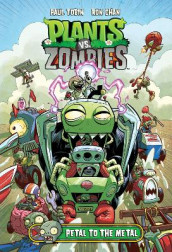 Plants Vs. Zombies Volume 5: Petal To The Metal av Ron Chan og Paul Tobin (Innbundet)