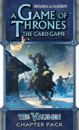 Omslag - A Game of Thrones LCG: The Valemen Chapter Pack