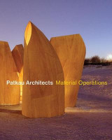 Omslag - Patkau Architects: Material Operations