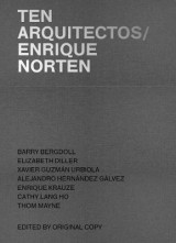 Omslag - TEN Arquitectos/Enrique Norten