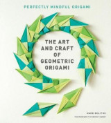 Omslag - The Art and Craft of Geometric Origami