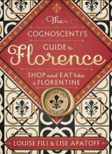 Omslag - The Cognoscenti's Guide to Florence