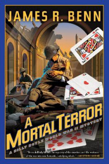 A Mortal Terror av James Benn (Heftet)