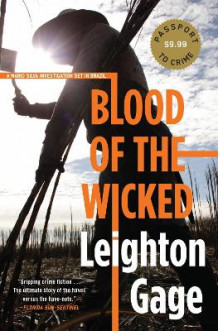 Blood of the Wicked av Leighton Gage (Heftet)