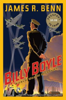 Billy Boyle av James R. Benn (Heftet)
