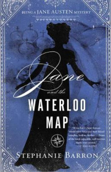 Jane and the Waterloo Map av Stephanie Barron (Innbundet)