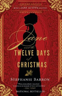 Jane And The Twelve Days Of Christmas av Stephanie Barron (Heftet)