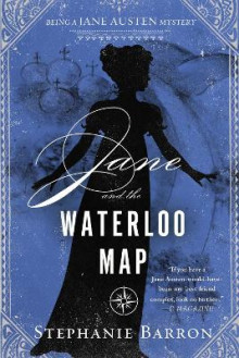 Jane And The Waterloo Map av Stephanie Barron (Heftet)