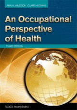 Omslag - An Occupational Perspective of Health
