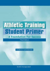 Omslag - Athletic Training Student Primer