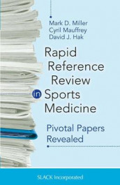 Rapid Reference Review in Sports Medicine av David J. Hak, Cyril Mauffrey og Mark D. Miller (Innbundet)
