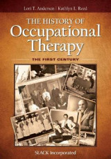Omslag - The History of Occupational Therapy