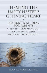 Omslag - Healing the Empty Nester's Grieving Heart