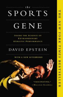 The Sports Gene av David Epstein (Heftet)
