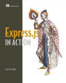 Express.Js in Action av Evan Hahn (Heftet)