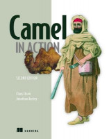 Omslag - Camel in Action, Second Edition