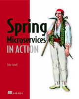 Omslag - Spring Microservices in Action