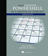 Omslag - Learn Windows Powershell in a Month of Lunches