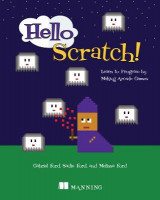 Omslag - Hello Scratch!