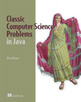 Omslag - Classic Computer Science Problems in Java