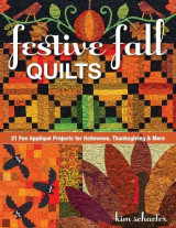 Omslag - Festive Fall Quilts