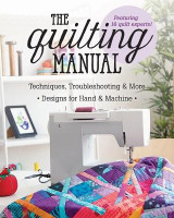 Omslag - The Quilting Manual
