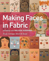 Omslag - Making Faces in Fabric