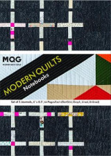 Omslag - Modern Quilts Notebooks