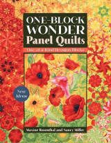 Omslag - One-Block Wonder Panel Quilts
