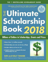 Omslag - The Ultimate Scholarship Book 2018