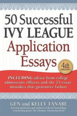 Omslag - 50 Successful Ivy League Application Essays