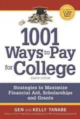 Omslag - 1001 Ways to Pay for College