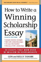Omslag - How to Write a Winning Scholarship Essay