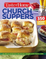 Omslag - Taste of Home Church Supper Cookbook--New Edition
