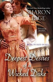 Deepest Desires Of A Wicked Duke av Sharon Page (Heftet)