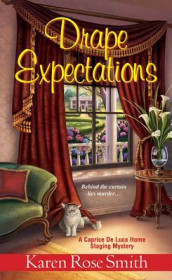 Drape Expectations av Karen Rose Smith (Heftet)