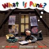 Omslag - What is Punk?