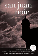 Omslag - San Juan Noir (Spanish-Language Edition)