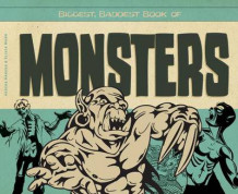 Biggest, Baddest Book of Monsters av Anders Hanson (Innbundet)