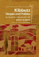 Omslag - Kibbutz: Utopia and Politics
